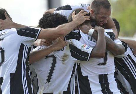 HLV Napoli: Juve o dang cap khac so voi Serie A - Anh 1