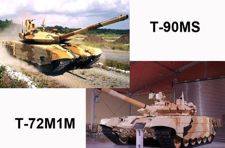 Viet Nam nen mua ngay 'dan em' cua xe tang T-90MS? - Anh 1