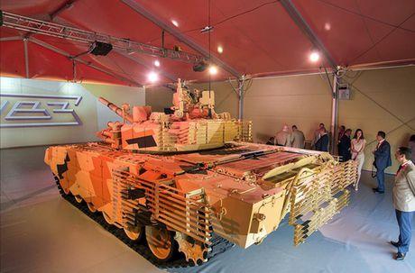 Viet Nam nen mua ngay 'dan em' cua xe tang T-90MS? - Anh 2