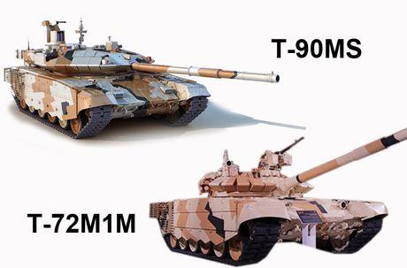 Viet Nam nen mua ngay 'dan em' cua xe tang T-90MS? - Anh 9