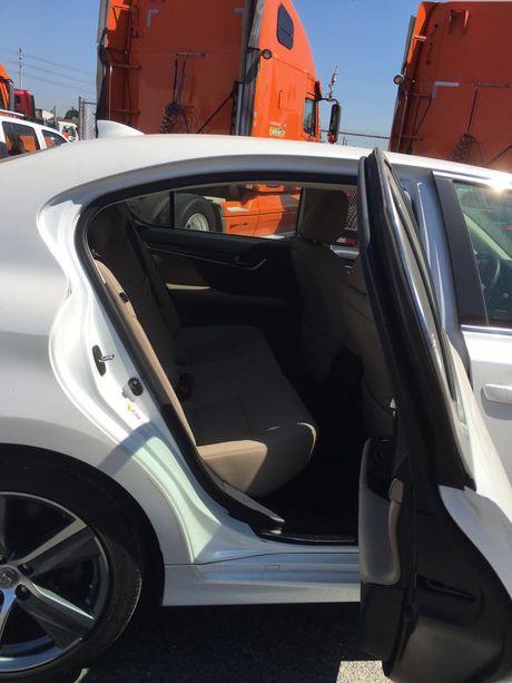 'Cham mat' xe sang Lexus GS 200t gia 3,1 ty tai Ha Noi - Anh 7