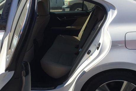 'Cham mat' xe sang Lexus GS 200t gia 3,1 ty tai Ha Noi - Anh 9