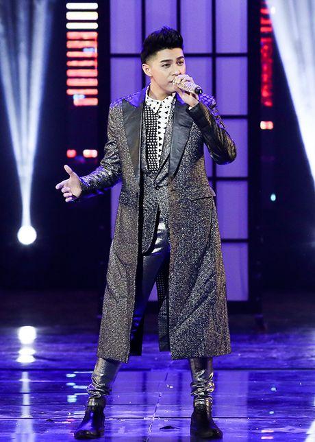 Mr Dam mung sinh nhat ngay tren san khau liveshow 12 ty - Anh 9