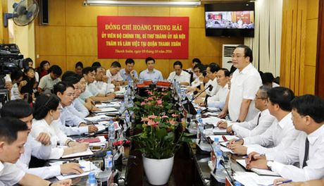 Thanh Xuan can phan dau di dau ve xay dung chinh quyen dien tu - Anh 2