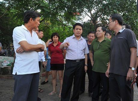 Ha Noi: Trang dem vot ca chet o Ho Tay - Anh 2