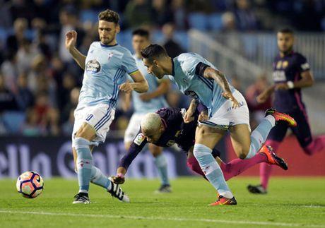 Barcelona thua dau, Real Madrid hoa tran thu 4 lien tiep - Anh 2