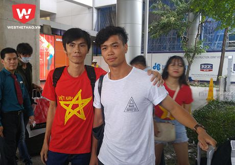 Cong Phuong ve tap trung DTQG voi mai toc la lam - Anh 1