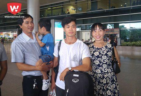 Cong Phuong ve tap trung DTQG voi mai toc la lam - Anh 2