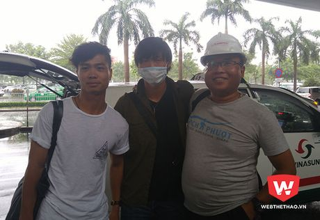 Cong Phuong ve tap trung DTQG voi mai toc la lam - Anh 5