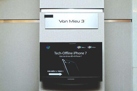 Hinh anh buoi offline iPhone 7 tai Ha Noi va Da Nang - Anh 1