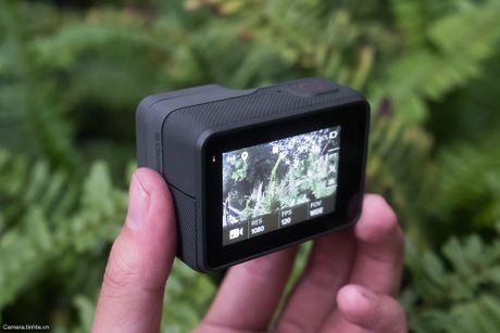 Tren tay GoPro HERO5 Black: Quay 4k 30fps, gon nhe, de dung, co GPS, gia re, do hoan thien chua tot - Anh 3