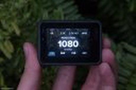 Tren tay GoPro HERO5 Black: Quay 4k 30fps, gon nhe, de dung, co GPS, gia re, do hoan thien chua tot - Anh 5