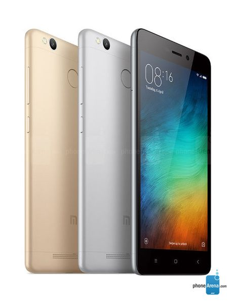 "Xiaomi Redmi 3S Plus len ke tai An Do voi pin ""khung"" - Anh 2"