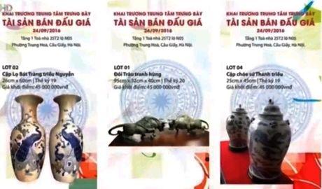 Viet Nam sap co Trung tam dau gia tac pham nghe thuat dau tien - Anh 1