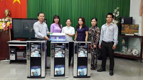 Tan A Dai Thanh mang nguon nuoc sach den nguoi dan viet - Anh 2