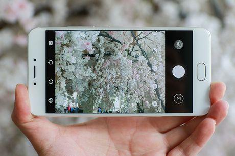 Danh gia nhanh Meizu MX6: Thiet ke dep, cau hinh va camera an tuong - Anh 11