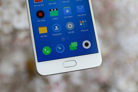 Danh gia nhanh Meizu MX6: Thiet ke dep, cau hinh va camera an tuong - Anh 8