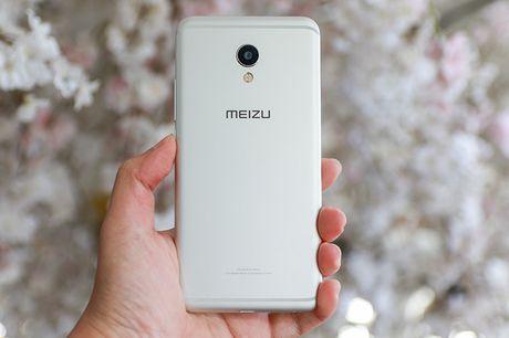 Danh gia nhanh Meizu MX6: Thiet ke dep, cau hinh va camera an tuong - Anh 9