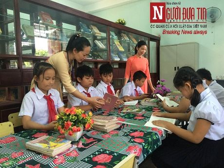 Nguoi Viet chua doc het 1 cuon sach trong vong 1 nam - Anh 1