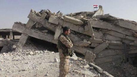 Quan doi Syria gianh kiem soat benh vien Kindi bac Aleppo - Anh 1
