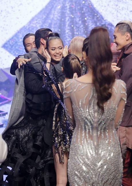 Ngoc Chau dang quang Quan quan Vietnam's Next Top Model 2016 - Anh 2
