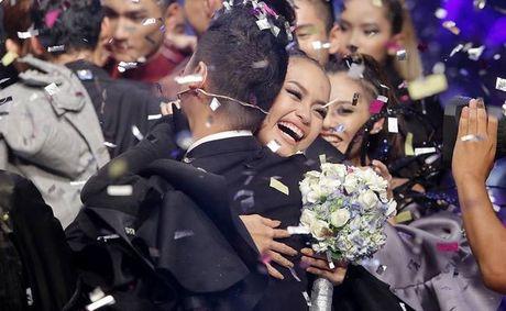 Ngoc Chau dang quang Quan quan Vietnam's Next Top Model 2016 - Anh 3