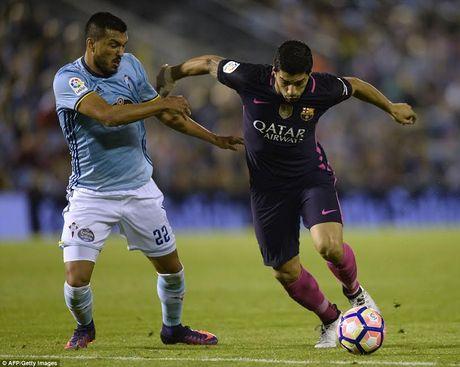 Celta Vigo da bai Barca trong tran cau 7 ban thang - Anh 1