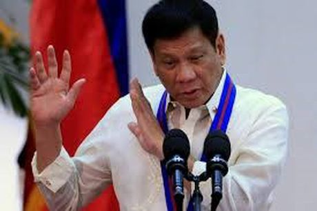 Tong thong Philippines xin loi sau tuyen bo vi minh voi Hitler - Anh 1