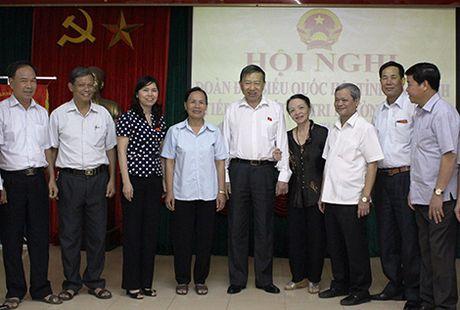 Bo truong To Lam tiep xuc cu tri tai tinh Bac Ninh - Anh 4