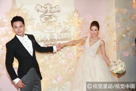 """Dan sao khung toi du dam cuoi """"Chi Ca TVB"""" Duong Di - Anh 2"""