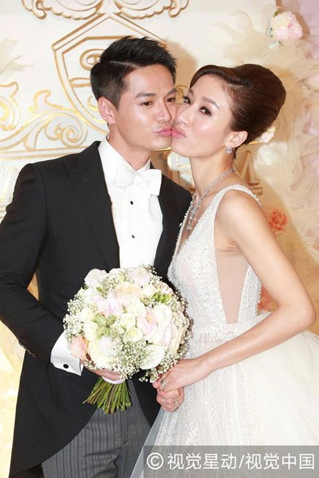 """Dan sao khung toi du dam cuoi """"Chi Ca TVB"""" Duong Di - Anh 3"""
