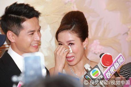 """Dan sao khung toi du dam cuoi """"Chi Ca TVB"""" Duong Di - Anh 4"""