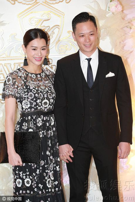 """Dan sao khung toi du dam cuoi """"Chi Ca TVB"""" Duong Di - Anh 6"""