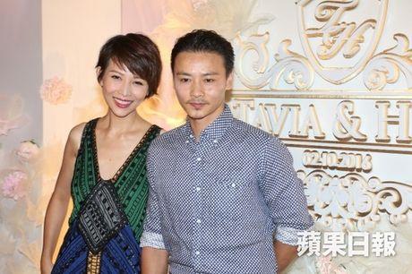 """Dan sao khung toi du dam cuoi """"Chi Ca TVB"""" Duong Di - Anh 7"""