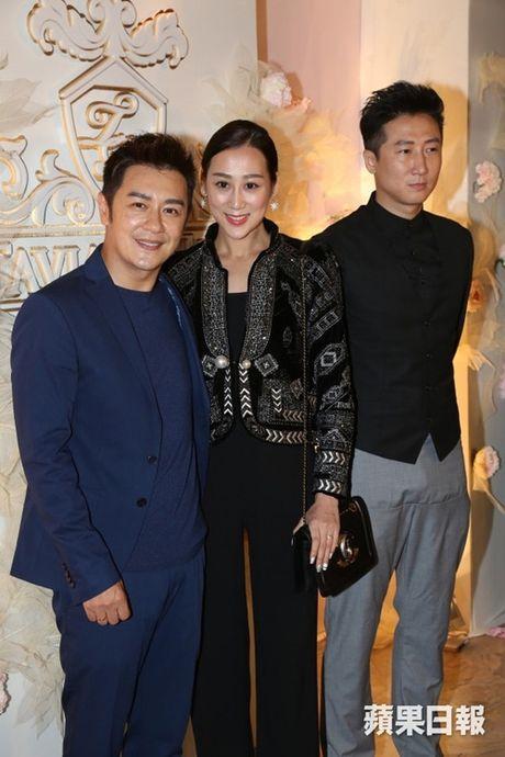 """Dan sao khung toi du dam cuoi """"Chi Ca TVB"""" Duong Di - Anh 9"""