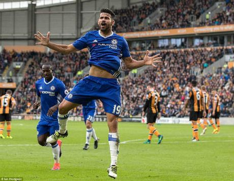 "Sinh menh Chelsea dang phu thuoc vao ""ong tho"" Costa - Anh 1"
