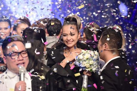 Vuot qua Fung La, Ngoc Chau dang quang Next Top Model 2016 - Anh 2