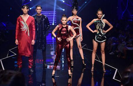 Vuot qua Fung La, Ngoc Chau dang quang Next Top Model 2016 - Anh 4
