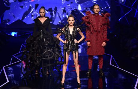 Vuot qua Fung La, Ngoc Chau dang quang Next Top Model 2016 - Anh 5