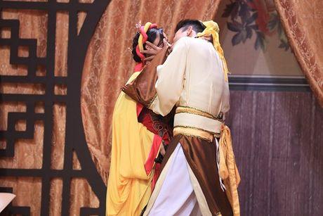 'Ky tai thach dau': Truong Giang, Truong The Vinh bi cuong hon - Anh 1
