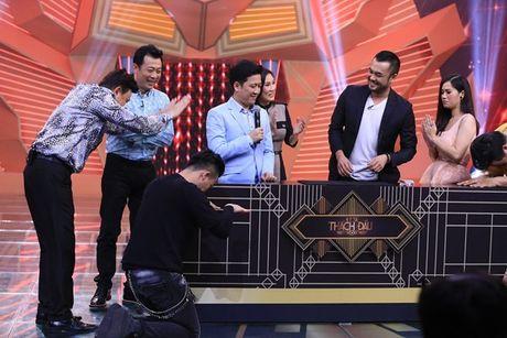 'Ky tai thach dau': Truong Giang, Truong The Vinh bi cuong hon - Anh 4