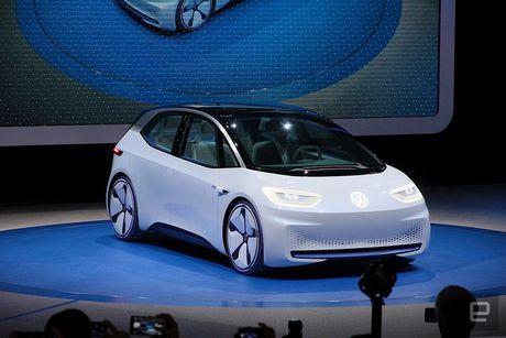 Dinh 'phot' khi thai, Volkswagen quay sang phat trien xe dien - Anh 3