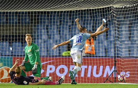 Celta Vigo 4-3 Barca: Con ac mong cho nha vo dich - Anh 2