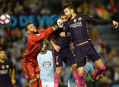 Celta Vigo 4-3 Barca: Con ac mong cho nha vo dich - Anh 3