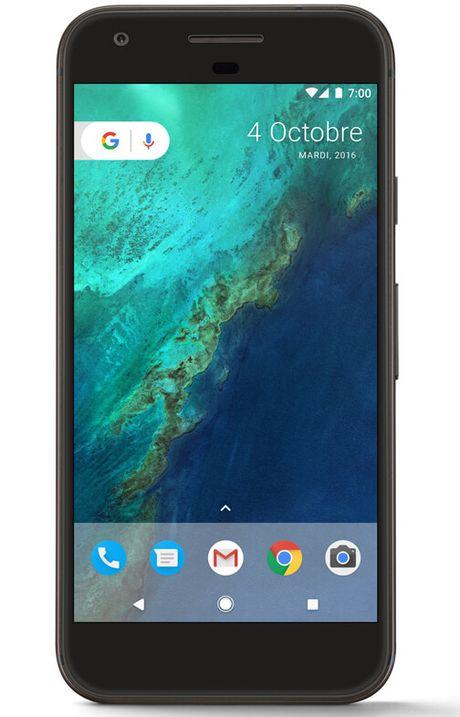 Google Pixel lo dien hoan toan truoc gio ra mat - Anh 2
