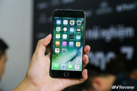 So luong thiet bi chay iOS 10 da vuot mat iOS 9 - Anh 1