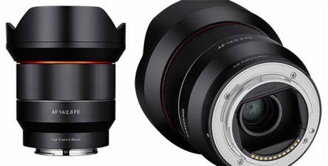 Samyang xac nhan dang phat trien ong kinh co AF cho Canon va Nikon - Anh 1