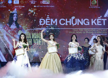 Ho Ai Tho dat danh hieu Hoa khoi Imiss Thang Long 2016 - Anh 2