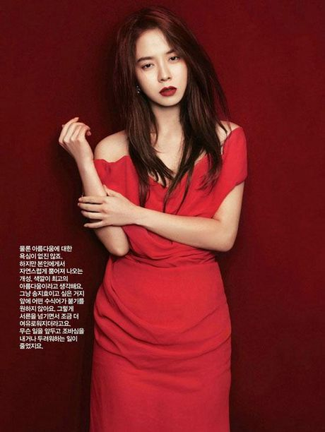 Song Hye Kyo vuot Trinh Sang, Yoona va nhieu nguoi dep khac, gianh danh hieu 'Nu than chau A' - Anh 5