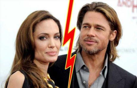 Brad Pitt - Angelina Jolie cuoc chien chua hoi ket - Anh 1